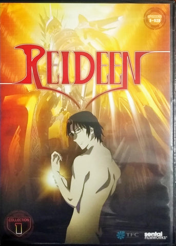 Reideen DVD Collection 1 Sealed