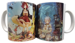 Atelier Sophie and Plachta Mug