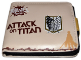 Wallet Double Decker Attack on Titan