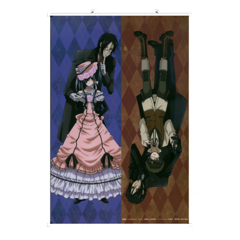 Wall Scroll Black Butler
