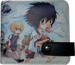 Wallet Chibi Coin Death Note