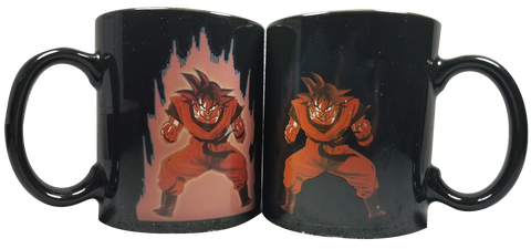Mug Color Change Goku