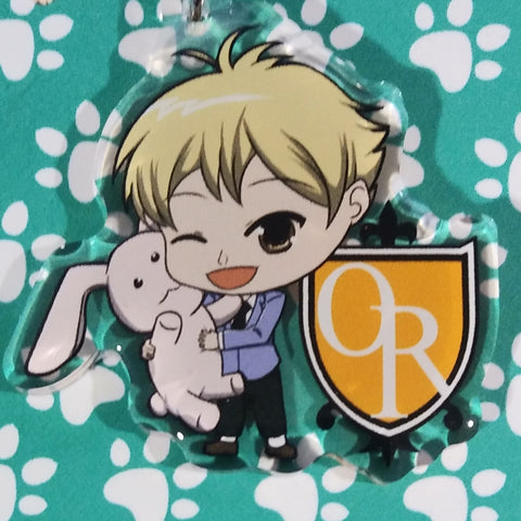 Host Club Honey ANIMEinU Keychain