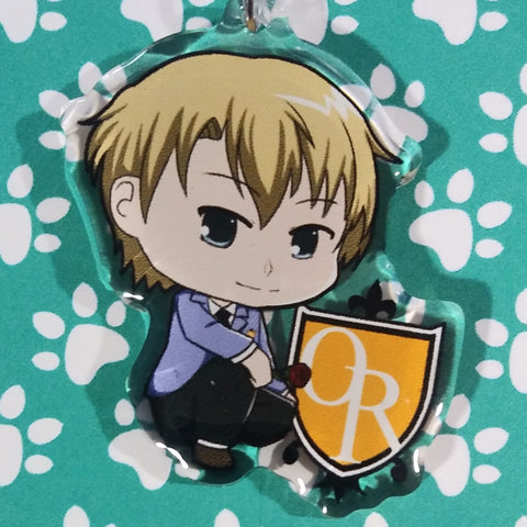 Host Club Tamaki ANIMEinU Keychain