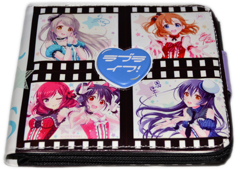 Wallet Double Decker Love Live