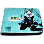 Miku Double Decker Wallet