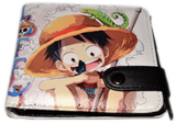 One Piece Luffy Chibi Coin Wallet
