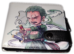 Wallet Chibi Coin One Piece Zoro
