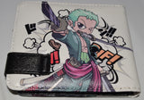 One Piece Zoro Chibi Coin Wallet
