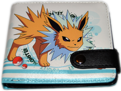 Wallet Chibi Coin Pokemon Jolteon
