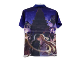 Collar-Shirt Sword Art Online Kiss Medium