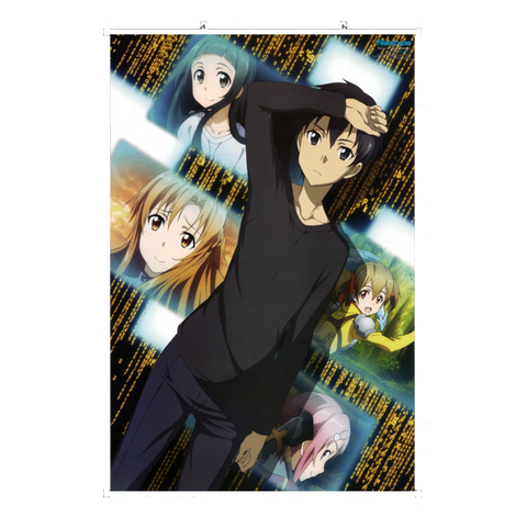 Wall Scroll Sword Art Online