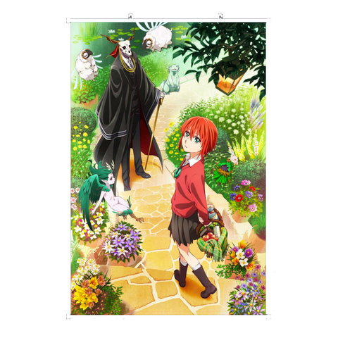 Wall Scroll The Ancient Magus' Bride