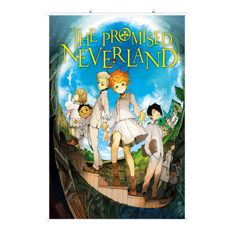 Wall Scroll The Promised Neverland