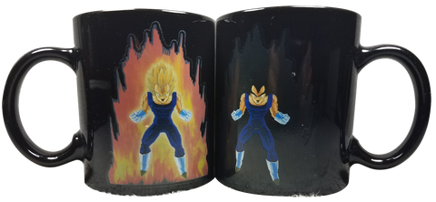 Mug Color Change Vegeta
