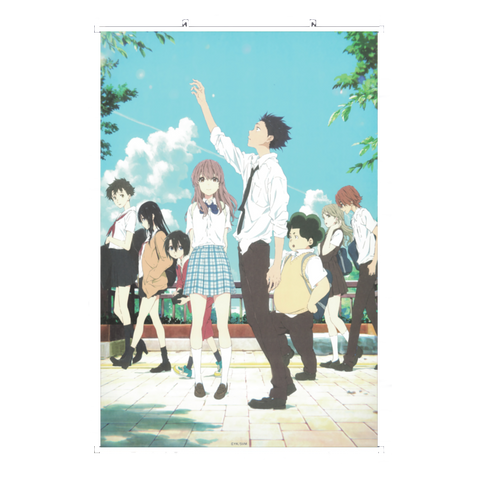 Wall Scroll A Silent Voice Cast