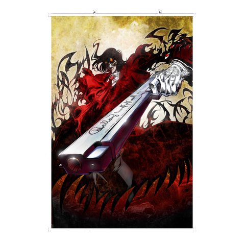 Wall Scroll Hellsing