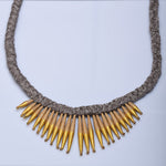 The Sunburst Necklace - Now Chase the Sun
