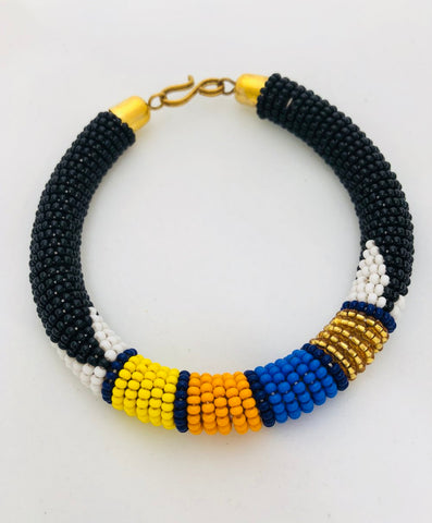 Naruki Maasai Beaded Bracelet