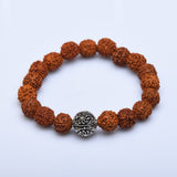 Rock n Roll Rudraksha Bracelet - Now Chase the Sun