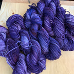 one of a kind purples - DK only