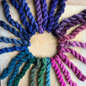 Helios Mini Skein Set, Spring 2019