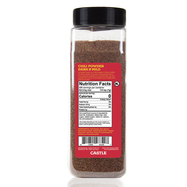CHILI POWDER DARK & MILD BLEND