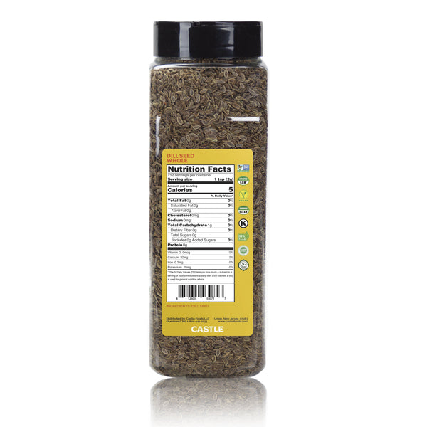 DILL SEED WHOLE