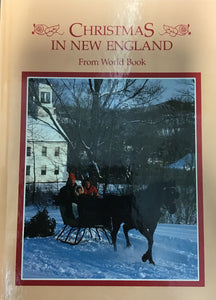 Christmas in New England (Hardback) World Book