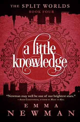 A Little Knowledge (paperback) Emma Newman