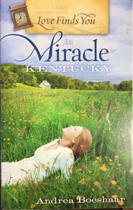 In Miracle Kentucky : Love Finds You (paperback) Andrea Boeshaar