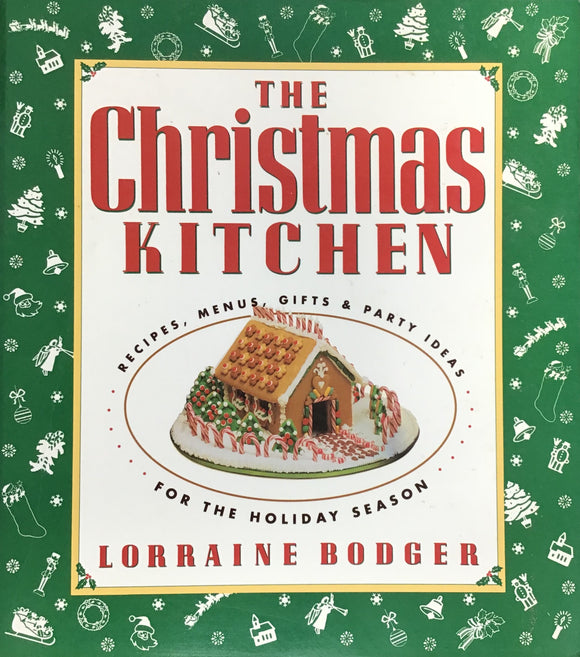 The Christmas Kitchen (Paperback) Lorraine Bodger