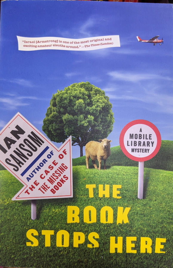 The Books Stops Here (Paperback) Ian Sansom