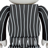 BE@RBRICK Jack Skellington 100% & 400%《2021年8月発売・発送予定》
