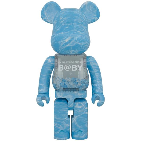 MY FIRST BE@RBRICK B@BY WATER CREST Ver.1000%
