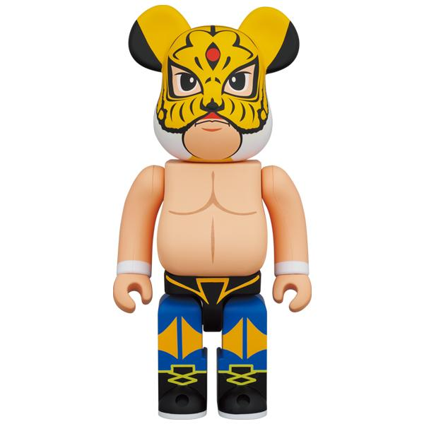 BE@RBRICK First Tiger Mask 400%《Planned to be shipped in late June 2021》