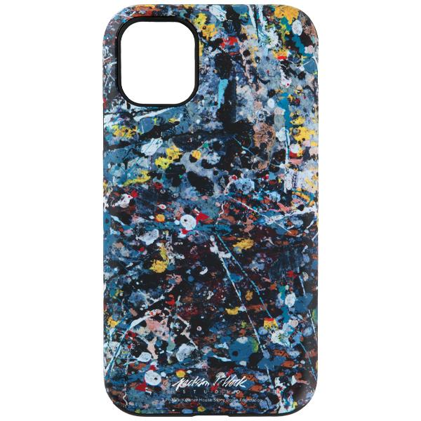 "iPhone CASE for 11 ""Jackson Pollock Studio"""