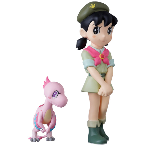 New dinosaur quiet & mu of UDF movie Doraemon Nobita