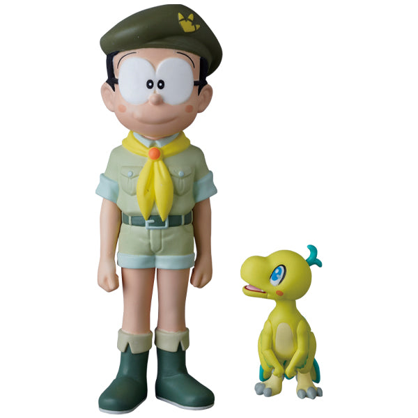 UDF Movie Doraemon Nobita's New Dinosaur Nobita & Cue