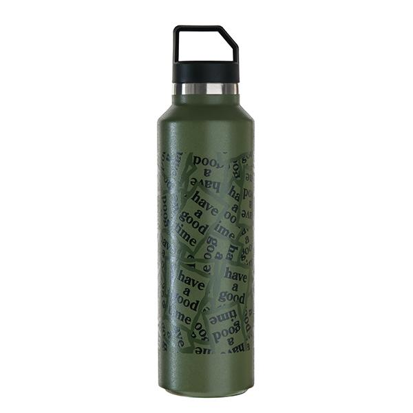 "MLE ""HAVE A GOOD TIME"" シリーズ STAINLESS WATER BOTTLE《2020年9月発売・発送予定》"