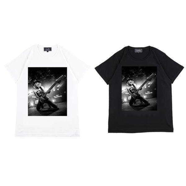 "Amplifier ""ROLLY"" TEE design B《2020年8月発売・発送予定》"