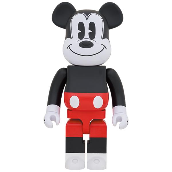 BE@RBRICK MICKEY MOUSE (R&W 2020 Ver.) 1000%《Planned to be shipped in late November 2020》
