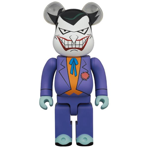 BE@RBRICK THE JOKER (BATMAN The Animated Series Ver.) 1000%《Planned to be shipped in late December 2020》