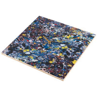 "WALL CLOCK ""Jackson Pollock Studio"" made by KARIMOKU《2020年8月発売予定》"