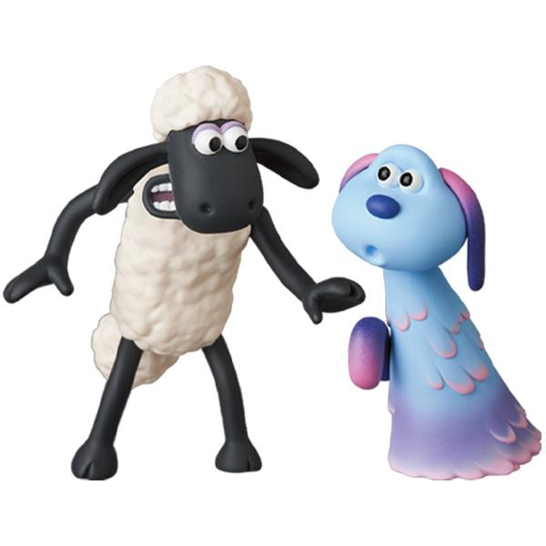 A Shaun the Sheep Movie: Farmageddon! Shaun & Lu-La