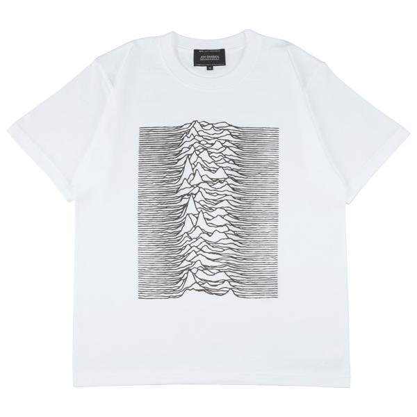"REFLECTIVE PRINT TEE ""UNKNOWN PLEASURES""《2020年7月発売予定》"
