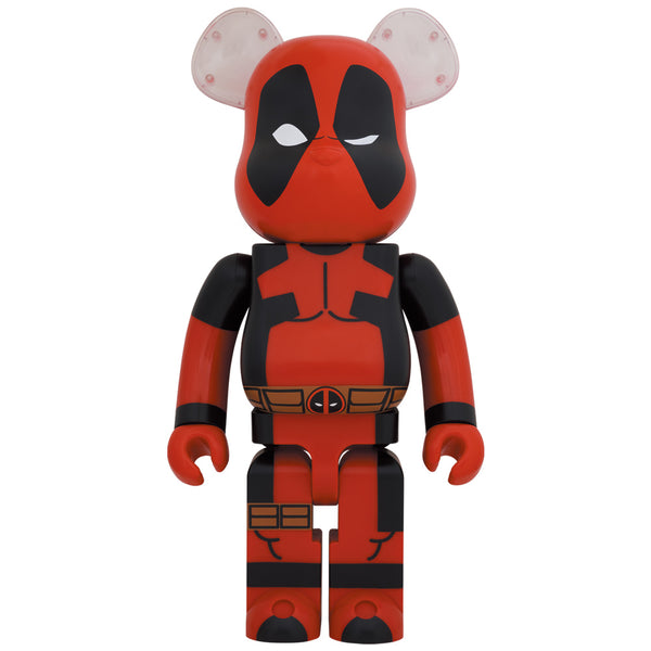 BE@RBRICK DEADPOOL 1000%