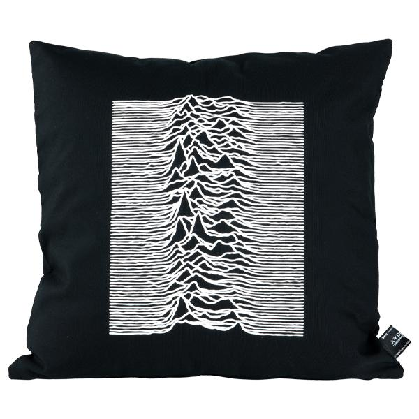 "SQUARE CUSHION ""UNKNOWN PLEASURES""《2020年9月発売予定》"