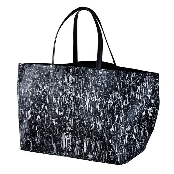 "Curtis Kulig TOTE BAG ""ALL OVER"" made by FABRICK(R)"