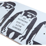"Brandalism SKATEBOARD DECK ""MONKY SIGN"" 3rd"